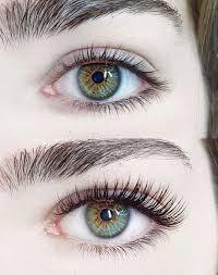 Planting eyelashes