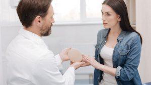 Breast prosthesis Mark Mantor