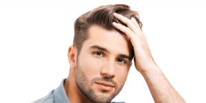Planting hair fray