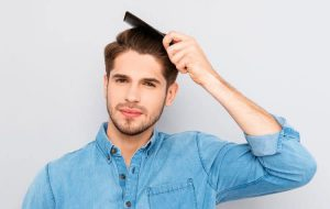 The age of hair transplant